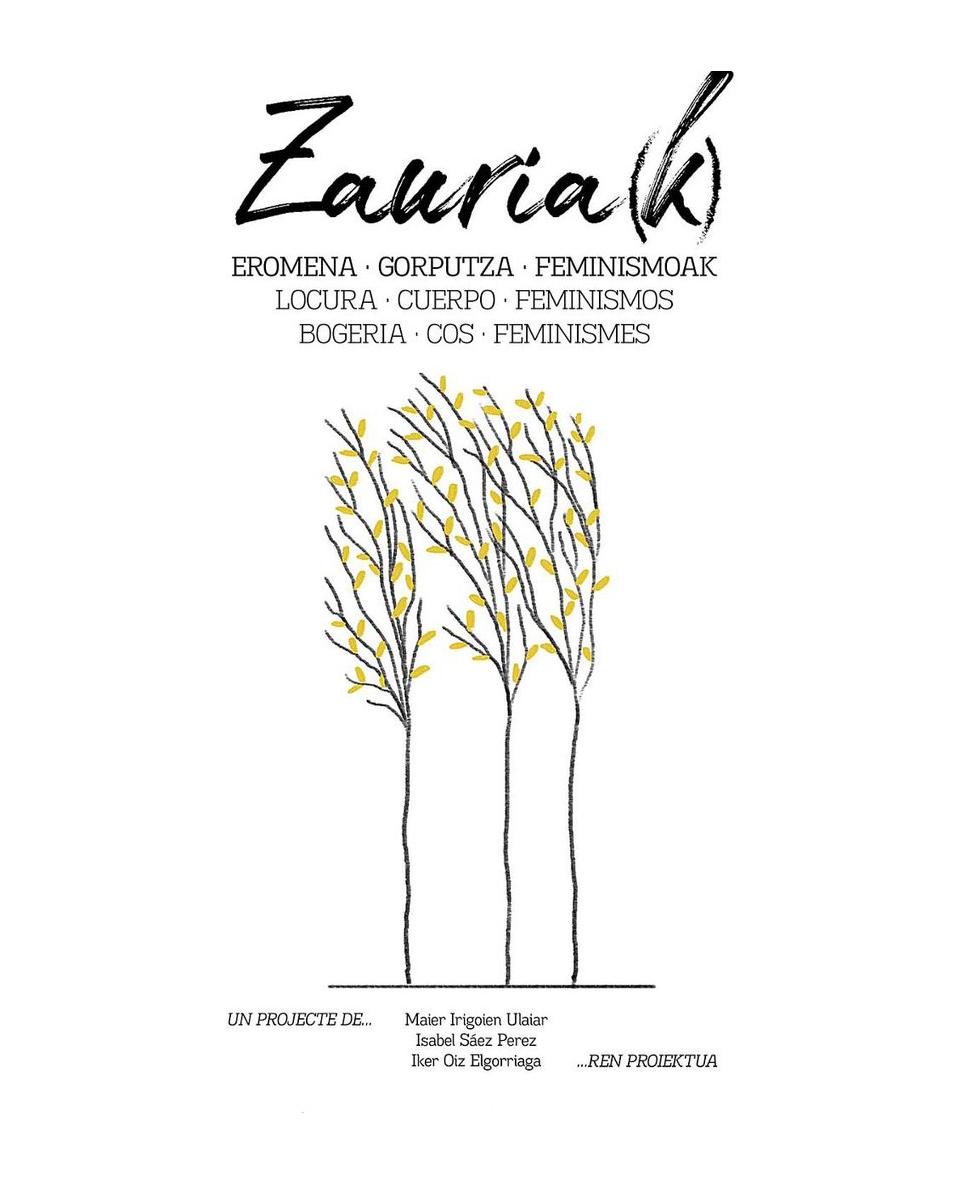 """Hem traduït al català el documental """"Zauriak"""""""