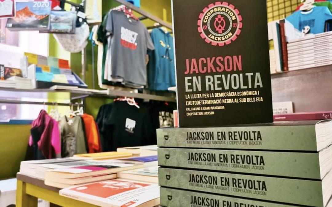 """La traducció al català de """"Jackson Rising"""", ja a la llibreria!"""