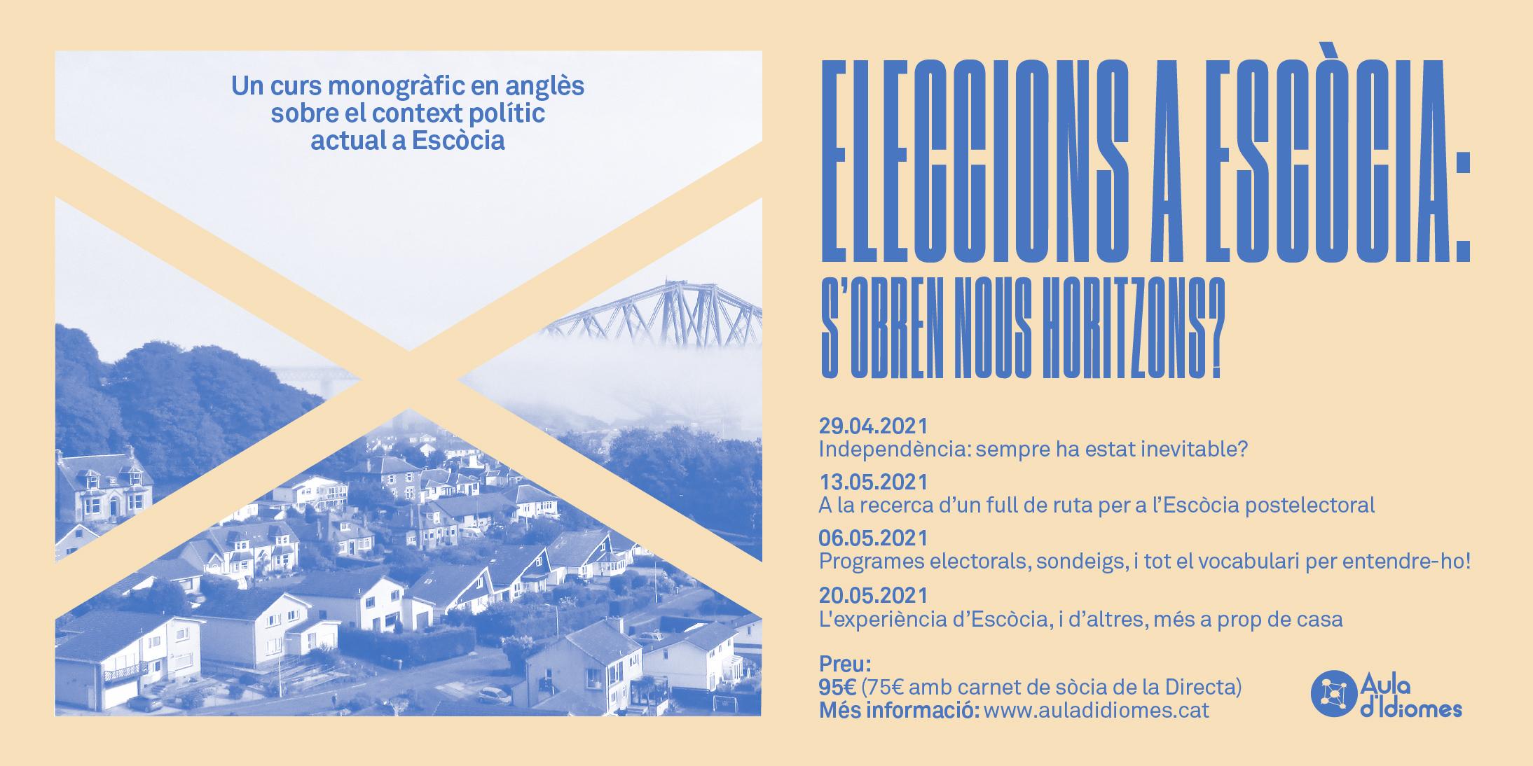 ELECCIONS A ESCÒCIA