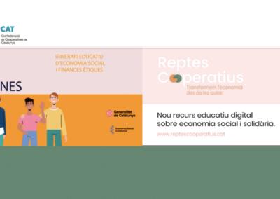 [CA-EN] Hem traduït diverses publicacions al web de la Confederació de Cooperatives de Catalunya