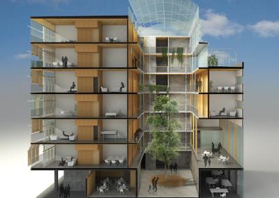 [CA-ENG i CA-IT] Hem traduït i subtitulat un vídeo de presentació de l'habitatge cooperatiu La Borda, de LaCol Arquitectura