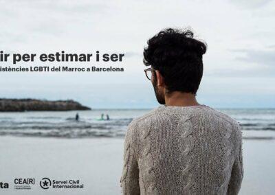 """[AR-EN i EN-CA] Hem traduït el documental """"Fugir per estimar i ser"""" de Servei Civil Internacional i la Directa"""